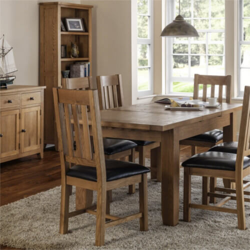Astoria Oak Dining