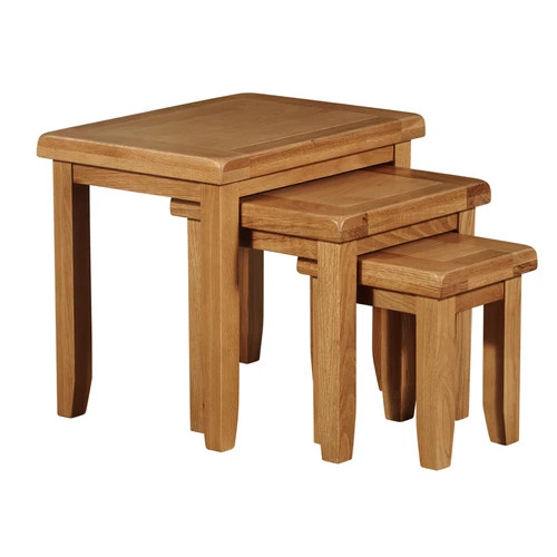 Nest of Three Tables