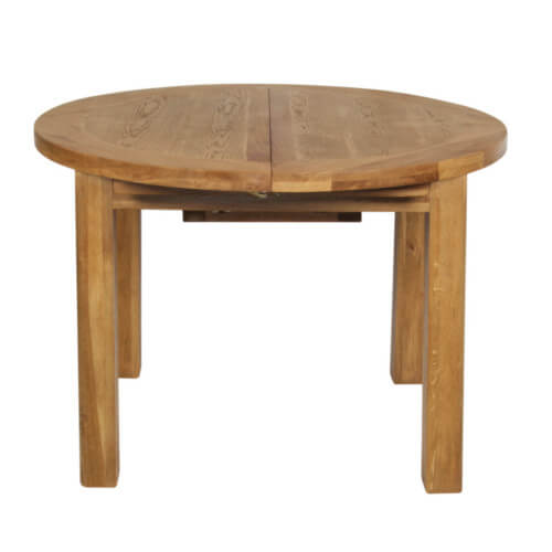 Round Butterfly Dining Table